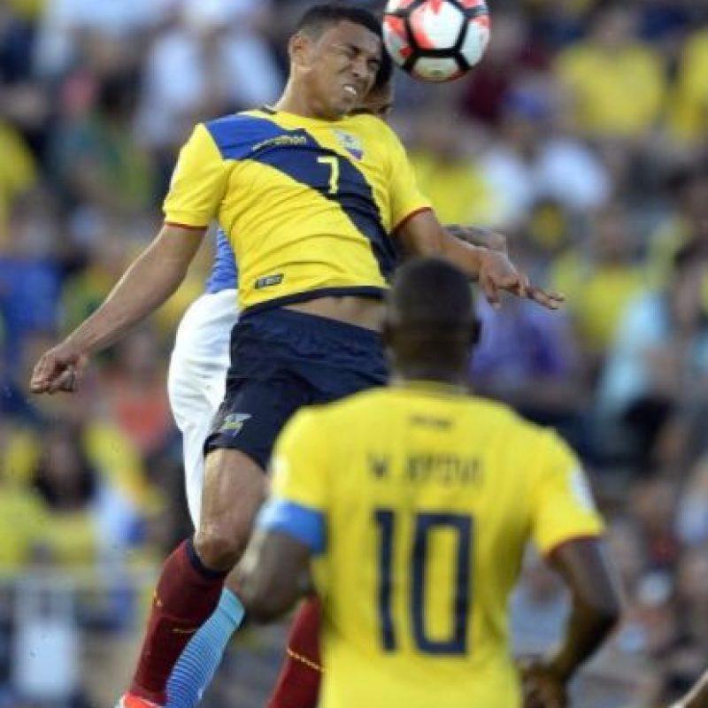 Mientras que Ecuador fue segundo del sector B, debajo de Perú Foto:Getty Images