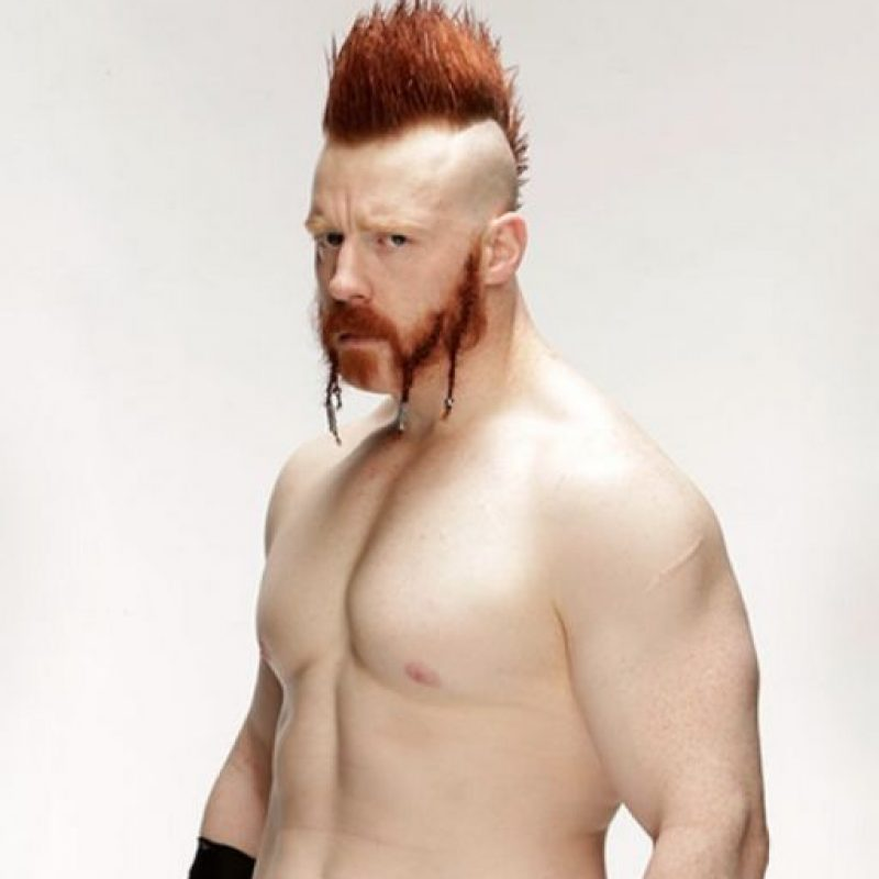 Las luchas de Money in the Bank: Sheamus vs. Apollo Crews Foto: WWE