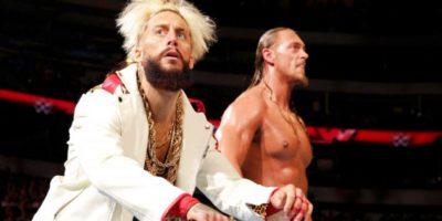 Contra Enzo Amore y Big Cass Foto:WWE