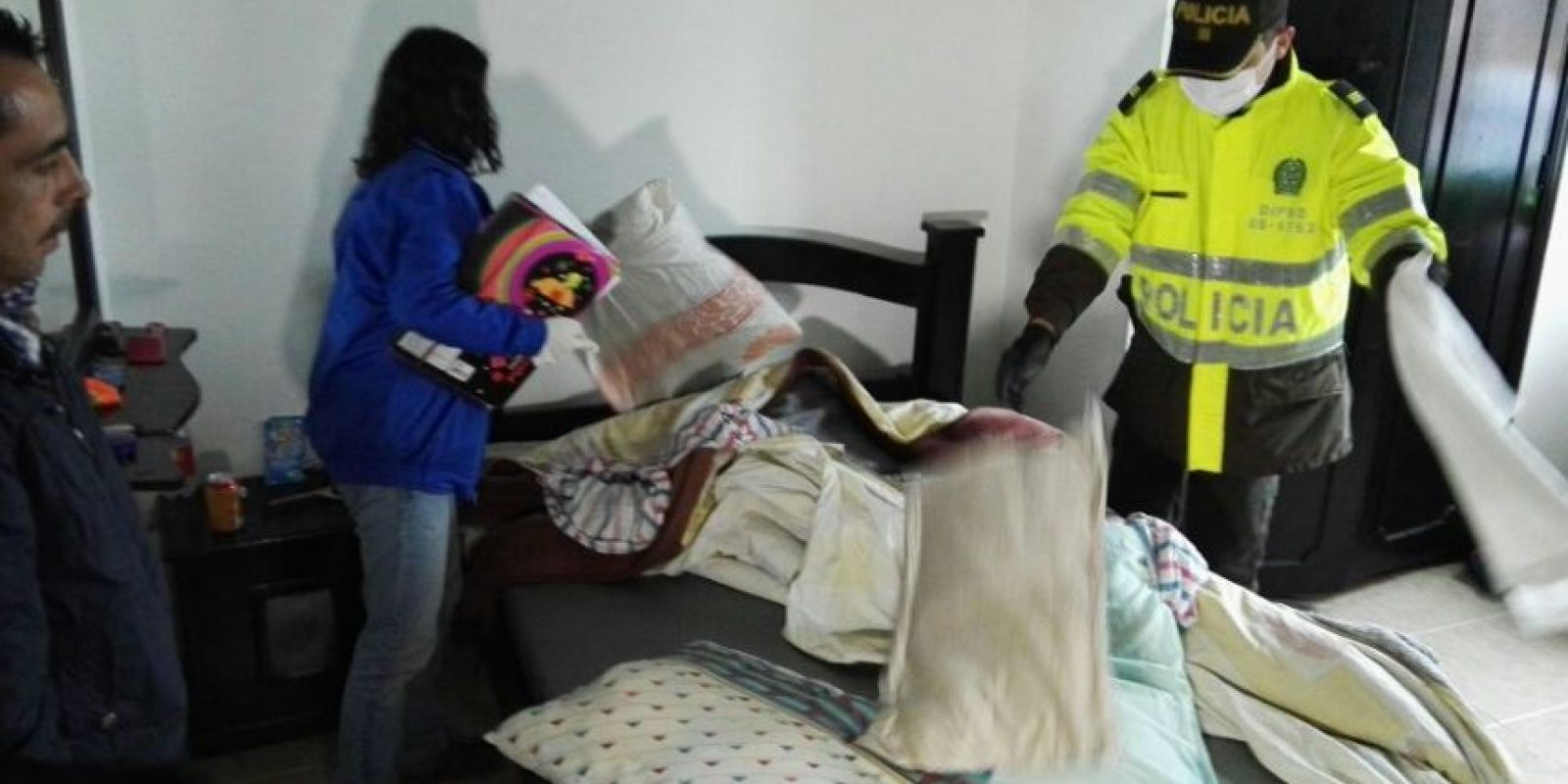 Foto:Cortesía Policía Metropolitana de Bogotá