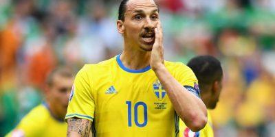 Suecia no pasó del empate con Irlanda en su debut Foto:Getty Images