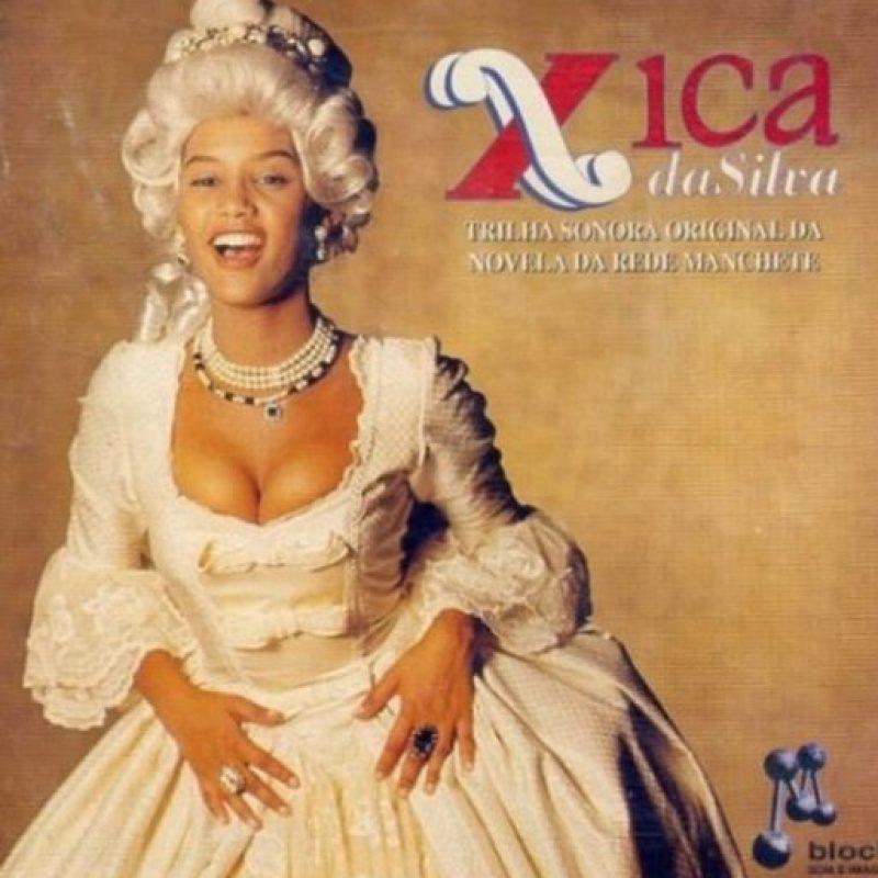 Xica Da Silva fue una esclava del siglo XVIII que llegó a tener éxito social por ser la mujer del Comendador Joao Fernandez. Foto:Rede Manchete