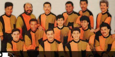 Así se veía el grupo en los años 80. Foto:Codiscos
