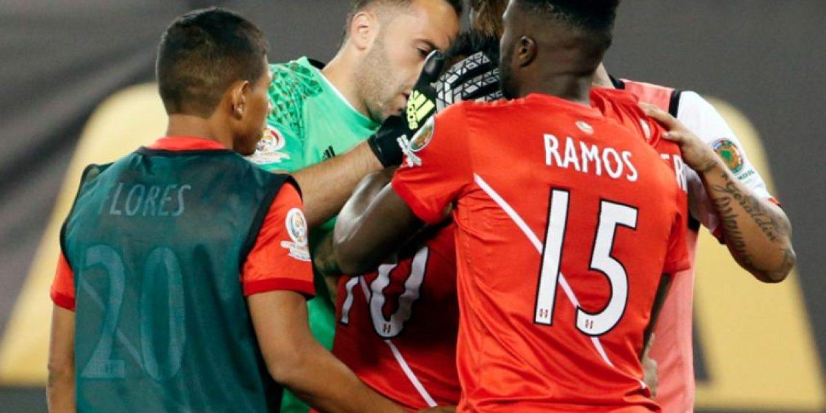 Así narraron los peruanos los penaltis y eliminación de su equipo de la Copa América Centenario