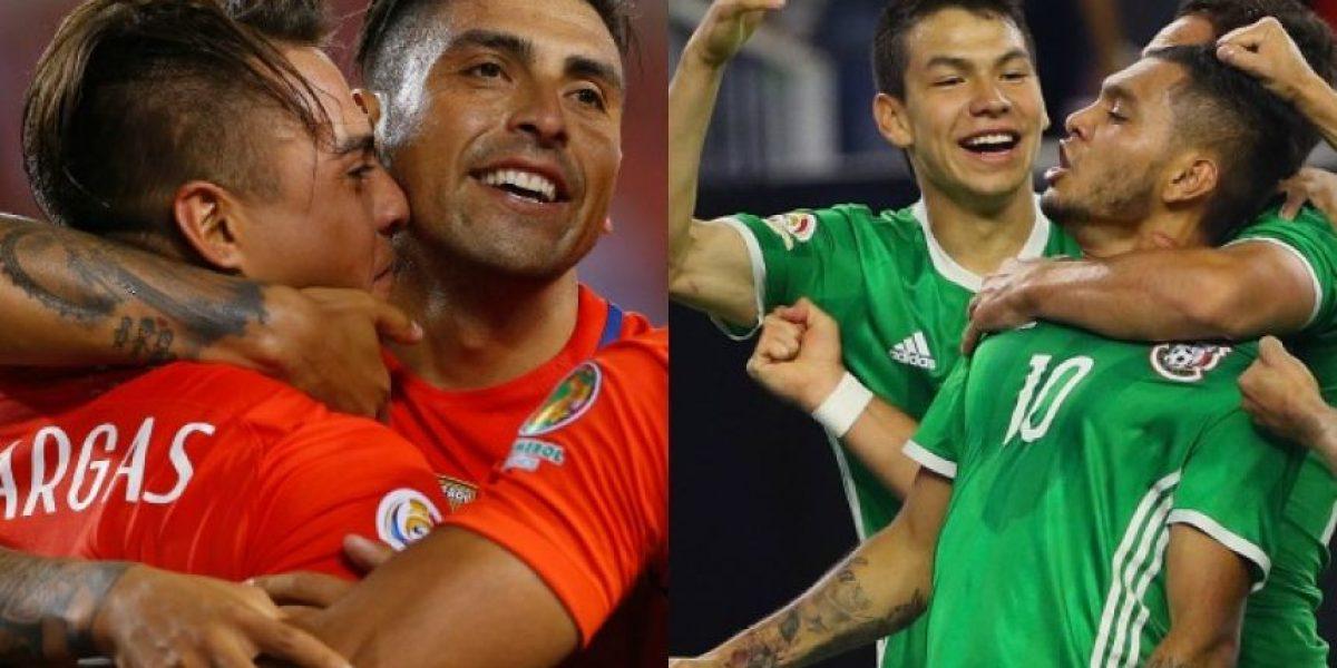 Copa América Centenario: En vivo México vs Chile