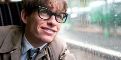 """Eddie Redmayne ganó un Óscar por interpretar al físico Stephen Hawking en """"La Teoría del todo"""" Foto:Universal Pictures"""