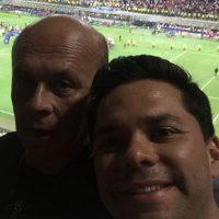 Foto:Instagram Luis Carlos Vélez