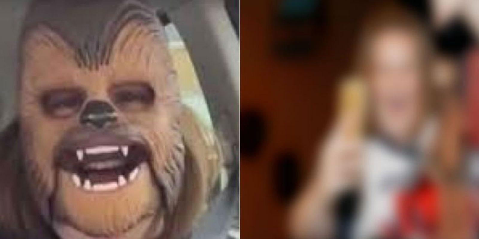 "La ""Mama Chewbacca"" sigue generando polémica. Foto:Twitter"