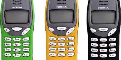 Nokia 3210. Foto:Nokia