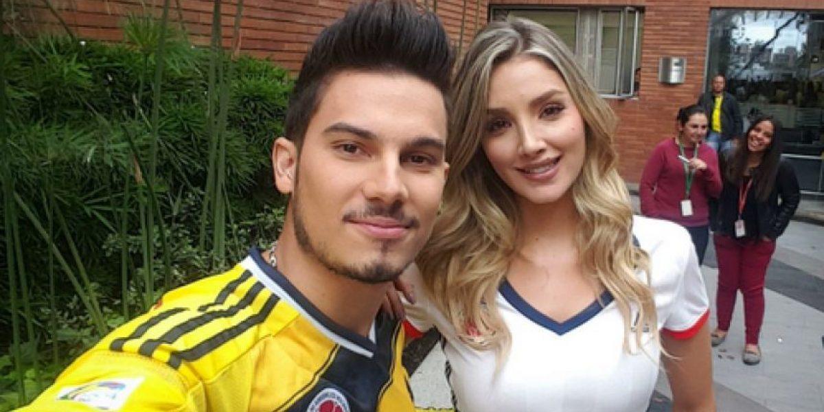 Esto dijeron sobre Pipe Bueno y su presentación en la final del fútbol colombiano