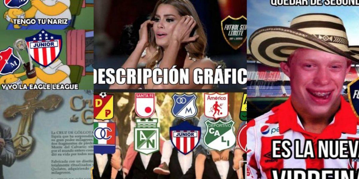 Final Liga Águila: Memes y burlas del juego Medellín VS Junior