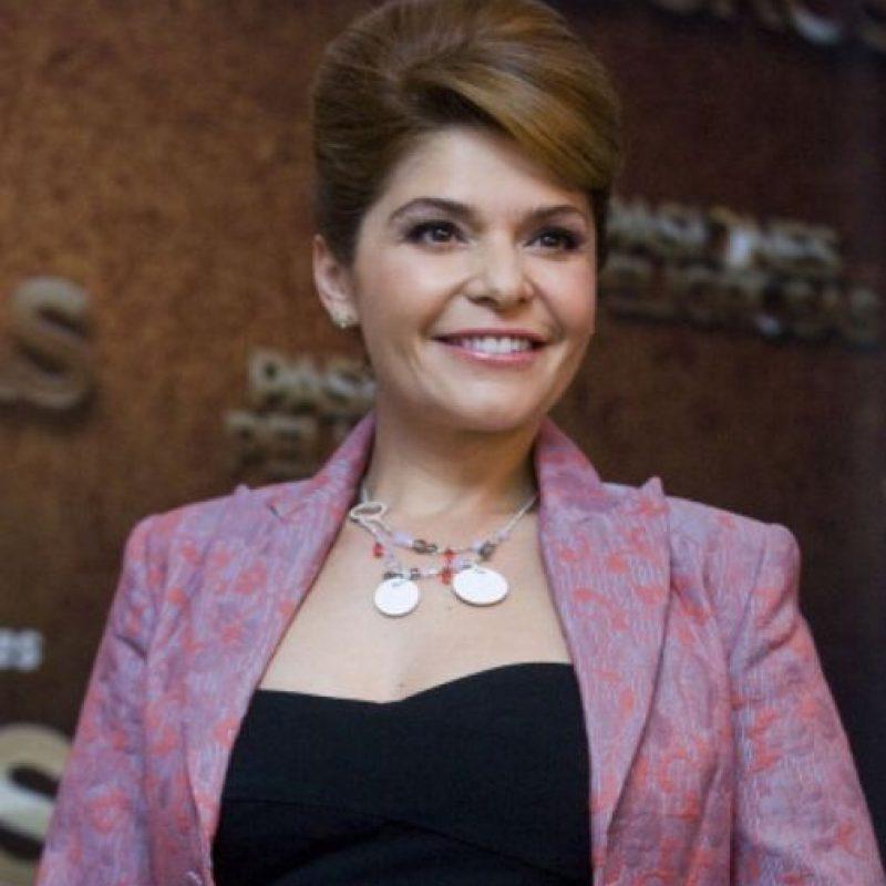 """Protagonizó la telenovela """"¿Quién mató a Patricia Soler?"""" y ahora actuará en la obra de teatro """"Mame"""". Foto:vía Getty Images"""