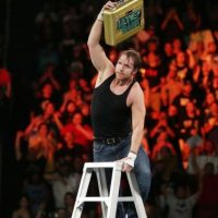 Y esa misma noche retó al nuevo campeón Seth Rollins Foto:Vía instagram.com/deanambrosenet