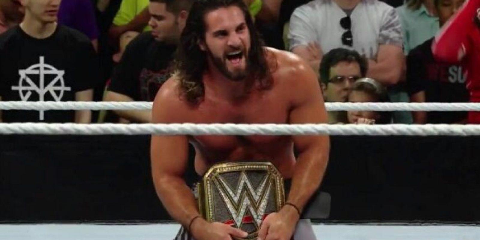 Los 10 campeonatos más fugaces de la historia de WWE Foto:WWE