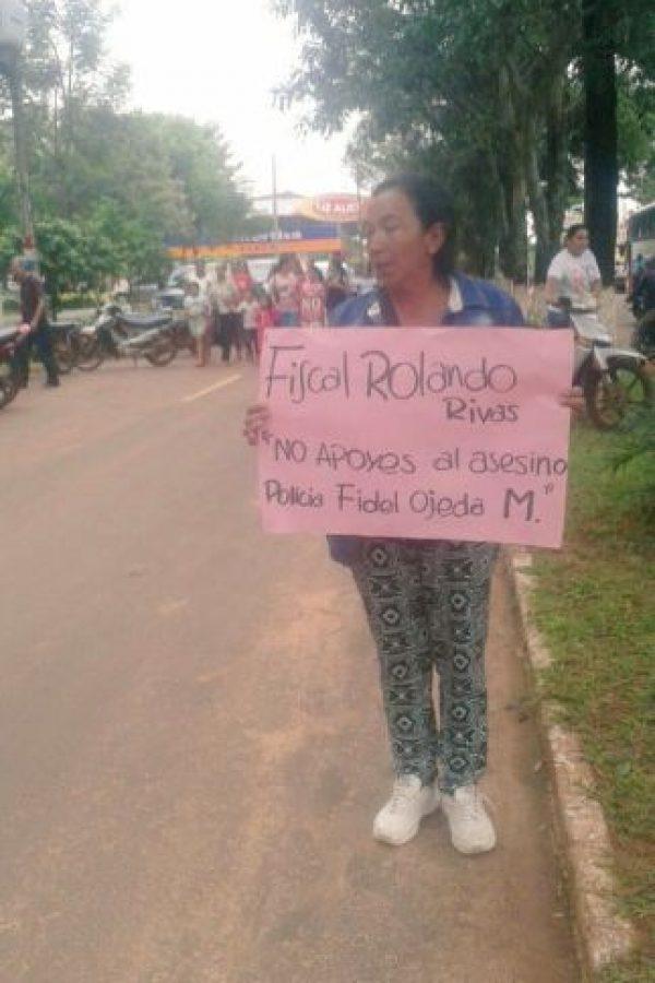 Los niños de familias pobres son llevados a casas de familias ricas Foto:twitter.com/CDIApy/