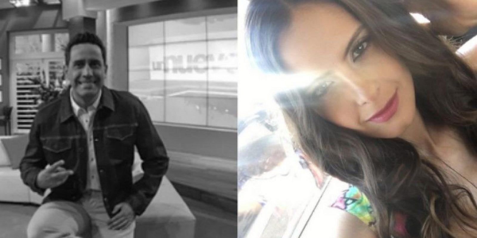 Camilo Montoya y Laura Acuña Foto:Instagram