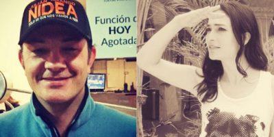 Julián Arango y Ana María Orozco Foto:Instagram – Twitter