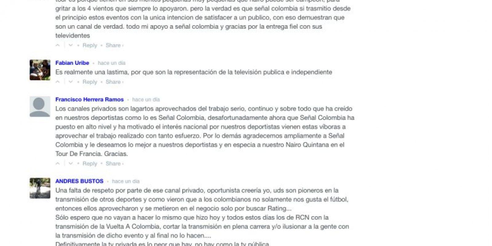 Foto:Captura de pantalla www.senaldeportes.tv