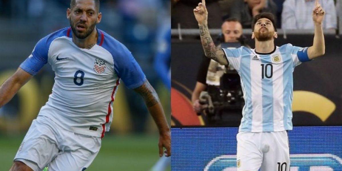 A qué hora juega Argentina con Estados Unidos en la Copa América