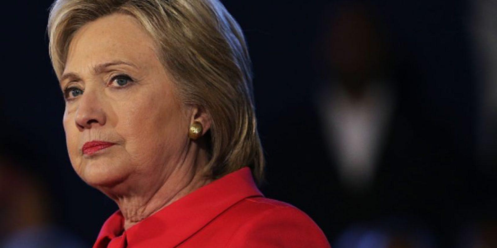 Seguramente, esto se lo recalcarán en los debates finales por la contienda presidencial. Foto:Getty Images