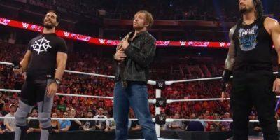 Hasta que aparecieron Seth Rollins y Roman Reigns
