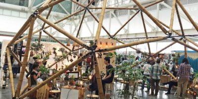 """""""La Feria De Diseño"""", lo último en tendencias en mobiliario, tecnología, iluminación, decoración de interiores, arte y arquitectura en Plaza Mayor. Foto:Cortesía Feria de Diseño"""