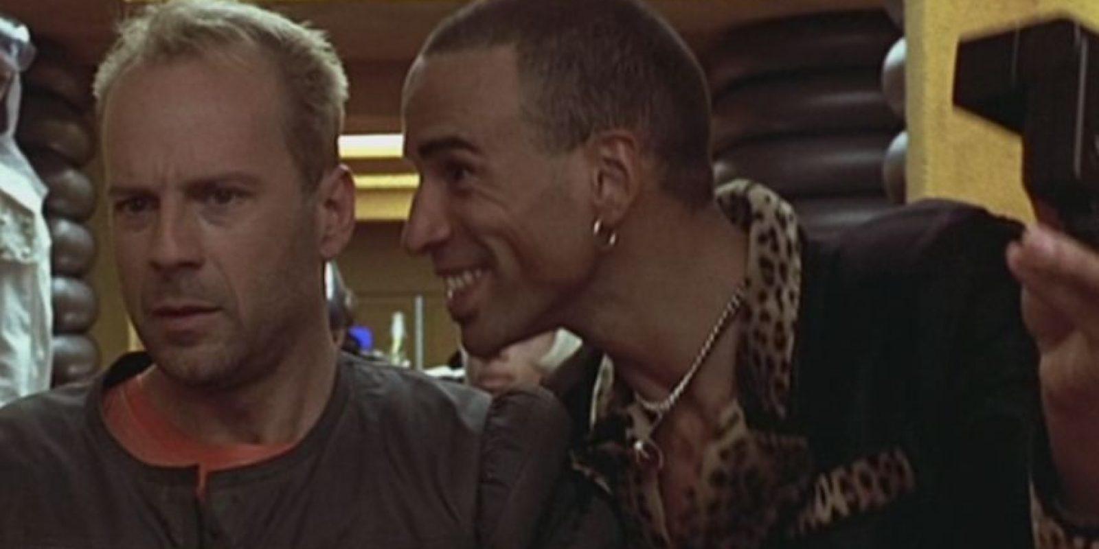 """La primera """"selfie"""" en una película fue en """"El Quinto Elemento"""" (1997). Foto:Columbia Pictures"""