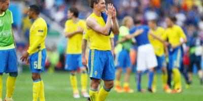 Suecia está obligada a ganar para avanzar de ronda en la Eurocopa Foto:Getty Images