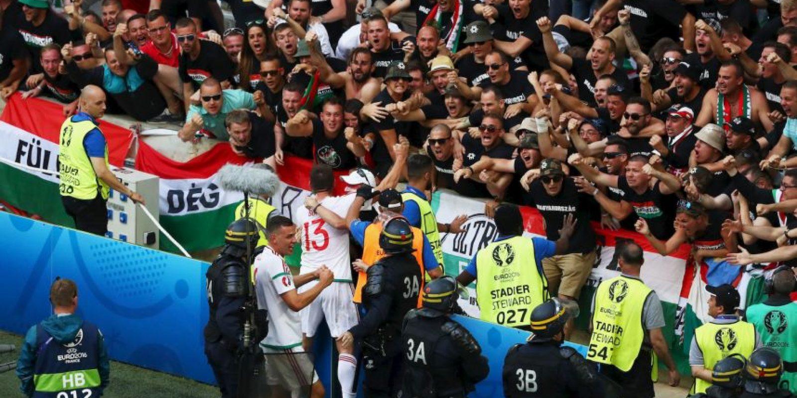 En tanto, Hungría ya está clasificada, al menos, como mejor tercero y van por la victoria para asegurar el primer lugar Foto:Getty Images