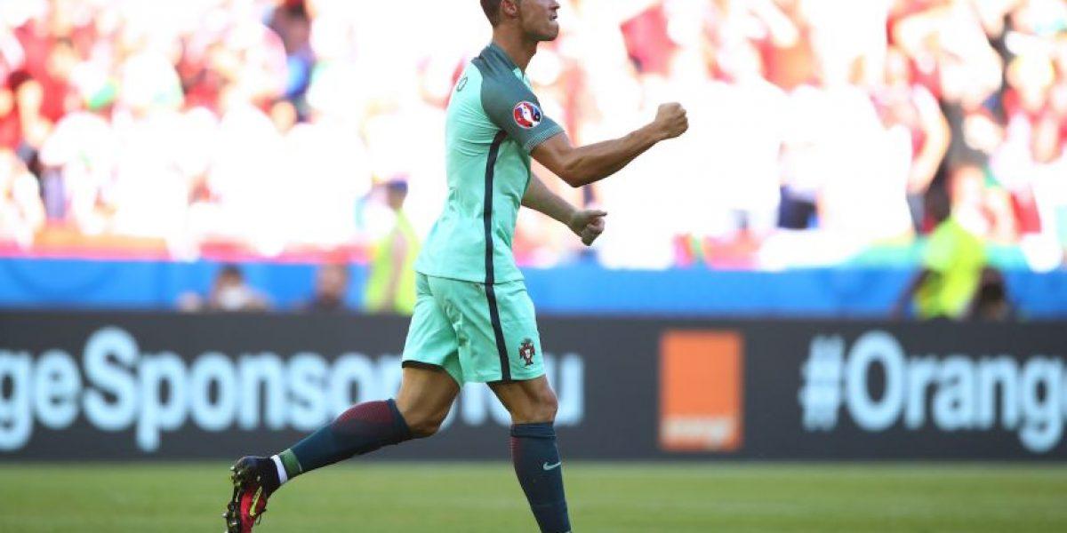 Cristiano Ronaldo apareció en la Eurocopa para romper récords
