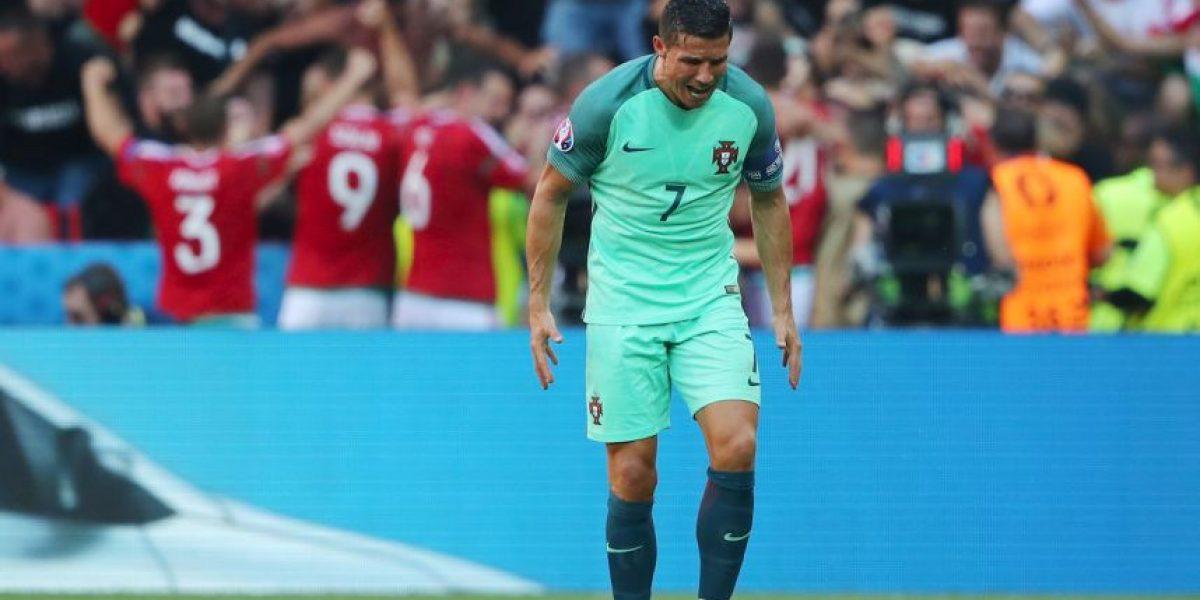Nervios a prueba: La furia de Cristiano Ronaldo con un periodista