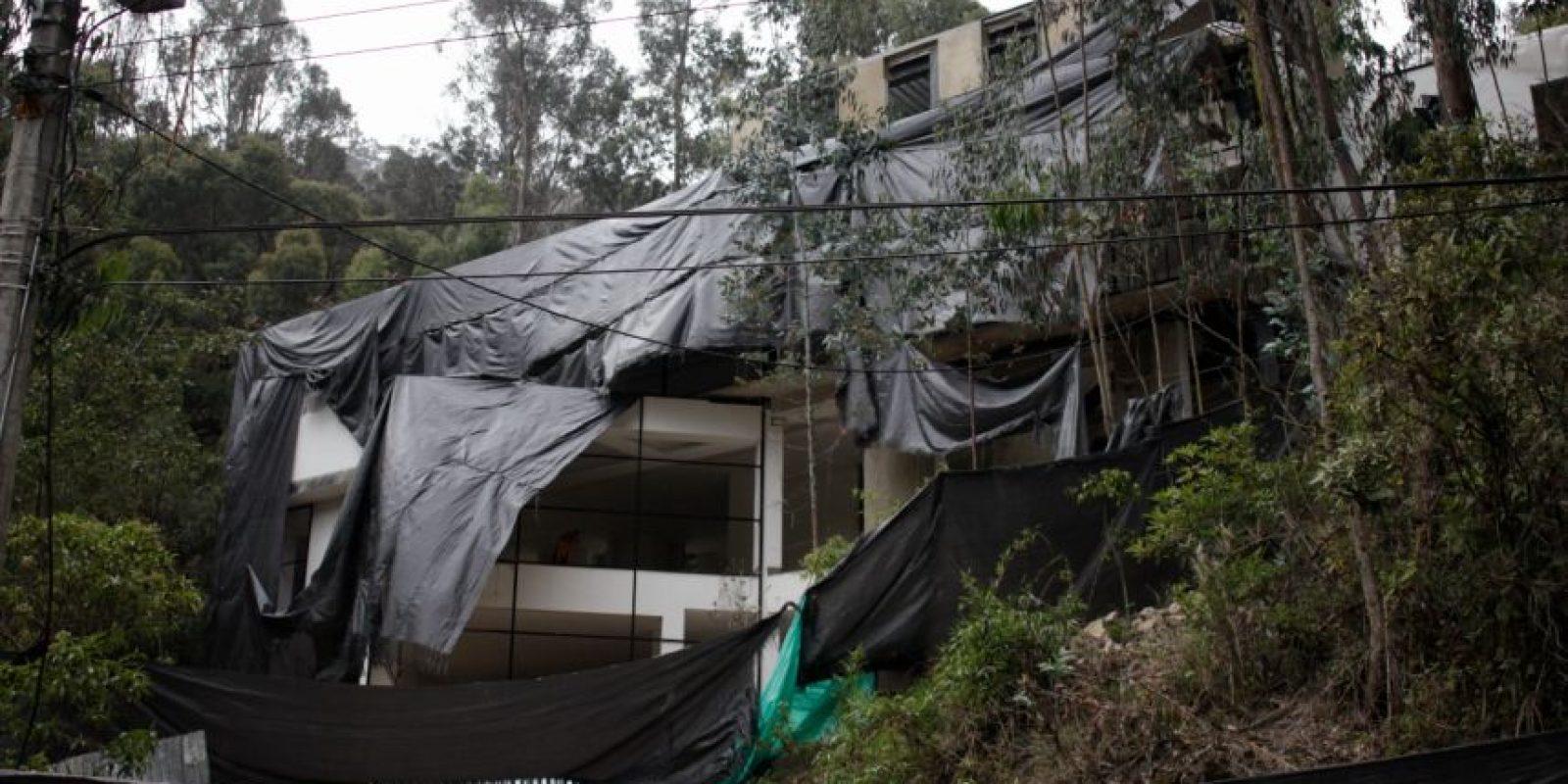Muchos propietarios alcanzaron a llevar hasta objetos a las viviendas. Foto:Juan Pablo Pino-Publimetro