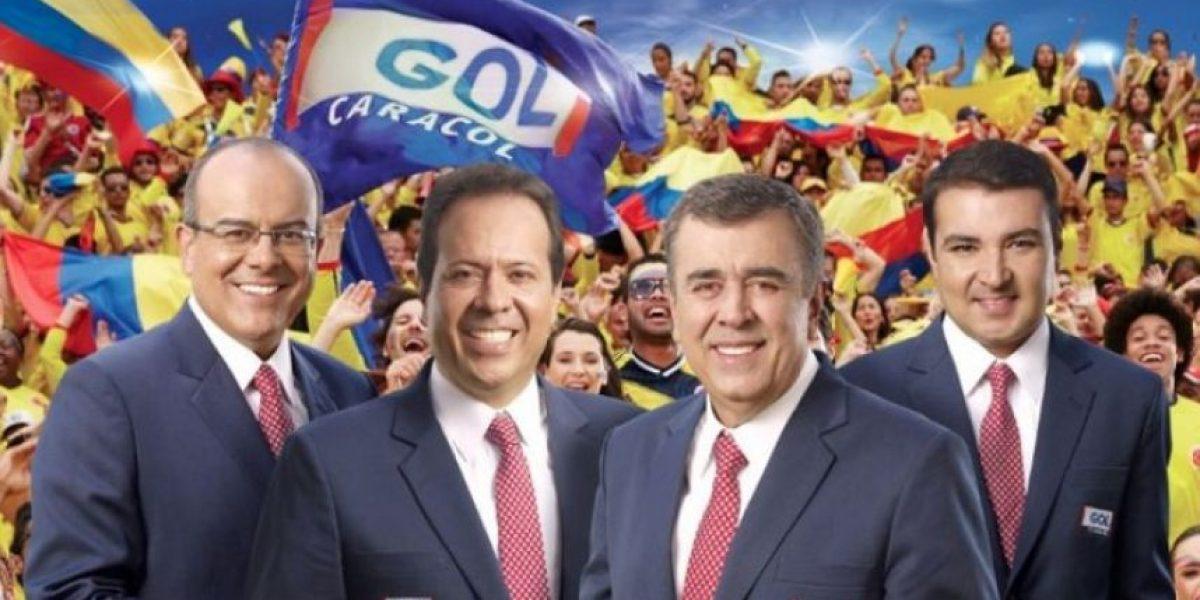 Canal Caracol: número uno en audiencia durante el partido Colombia vs. Chile