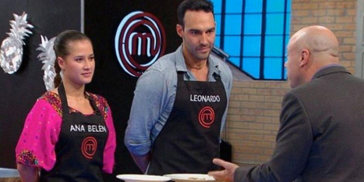 Leonardo Morán, concursante de MasterChef, sale con actriz colombiana