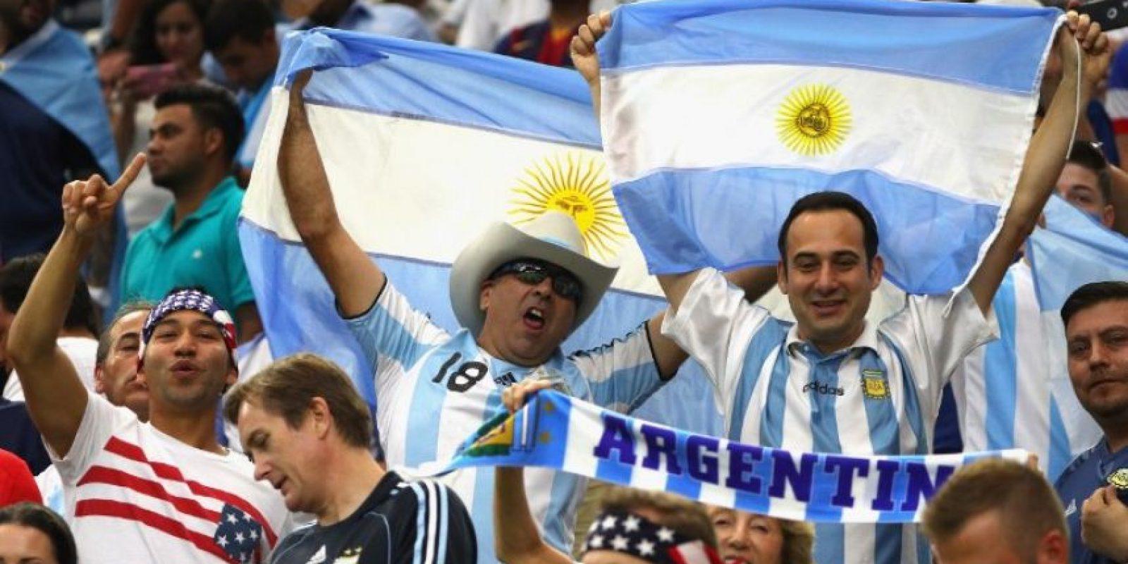 Además, se marcaron tres goles por promedio sin contar los dos partidos que quedan Foto:AFP
