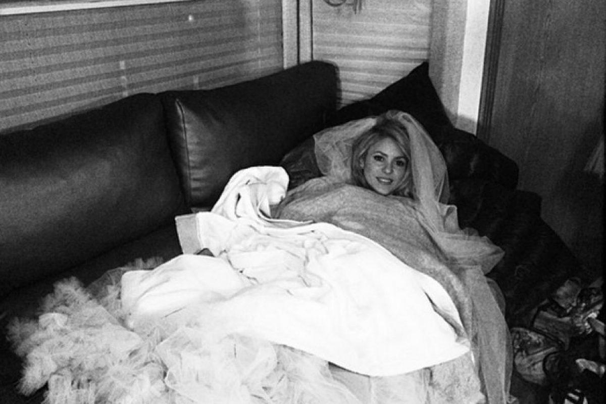 Shakira, una de las artistas colombianas más importantes en el exterior, fue una de las primeras en hablar sobre el acuerdo entre el Gobierno y las Farc que se celebró este 23 de junio de 2016 en Cuba. Foto:https://www.instagram.com/shakira/