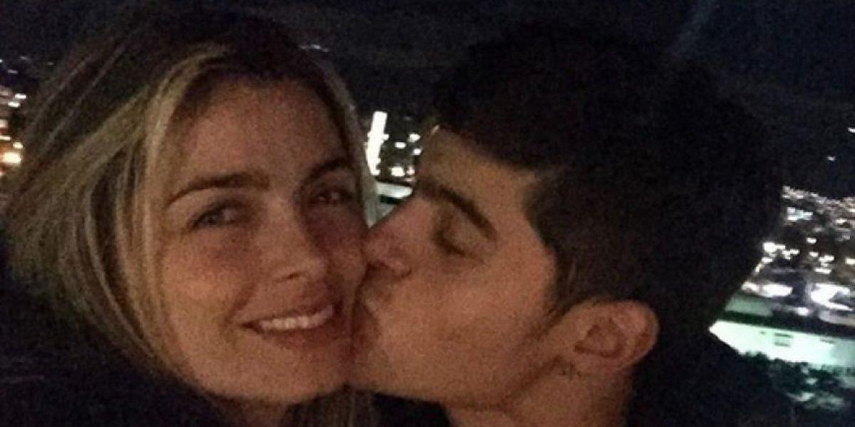 El hijo mayor de Cristina Hurtado se creció, y es sensasión en las redes sociales