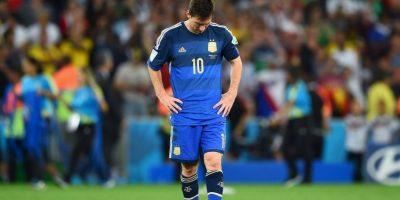 1. Ganar la Copa América Foto:Getty Images