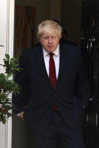 Boris Johnson, ex alcalde de Londres, es una de los principales promotores Foto:Getty Images