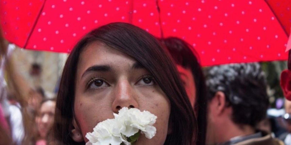 Las lágrimas de alegría en Colombia por acuerdo de paz con FARC