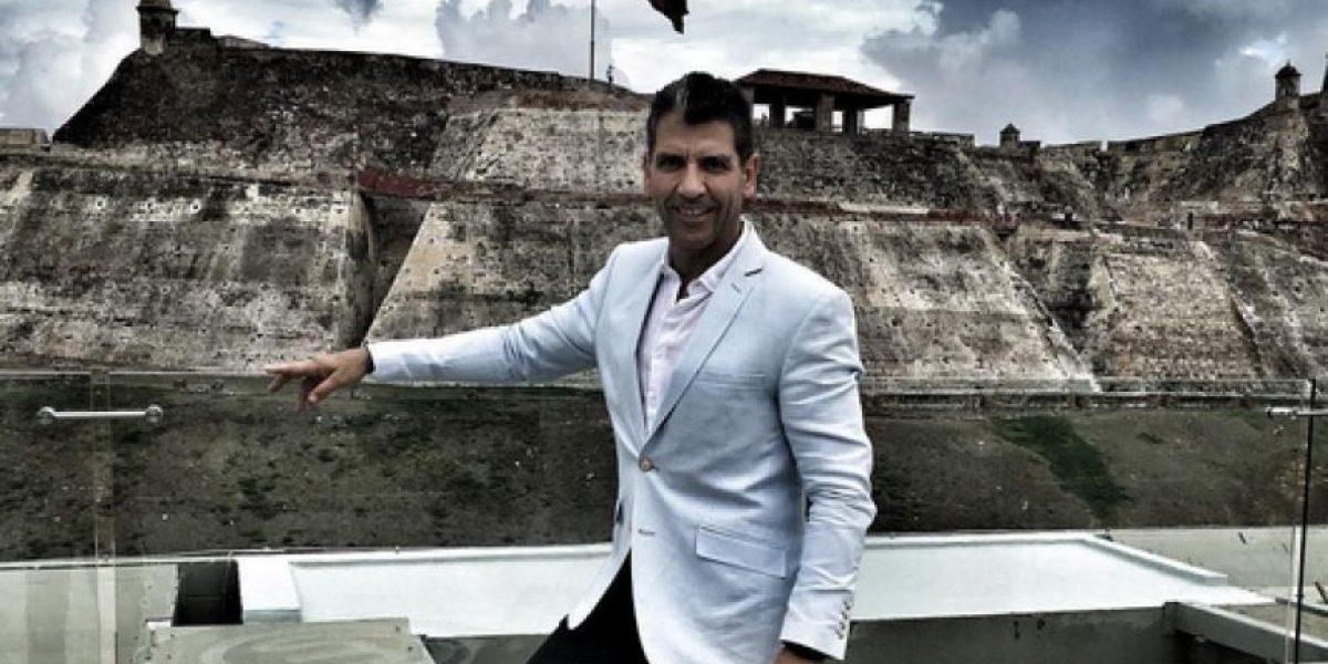 Así lucía antes el chef Paco Roncero, jurado de Masterchef Colombia