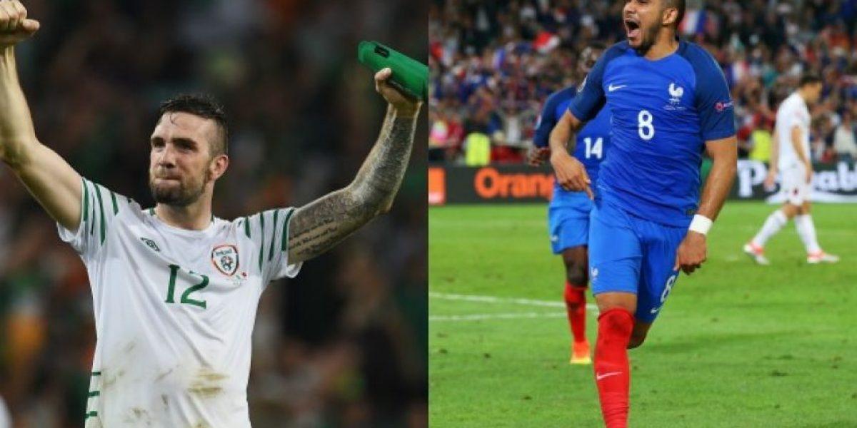 A qué hora juega Francia con Irlanda en los octavos de la Eurocopa