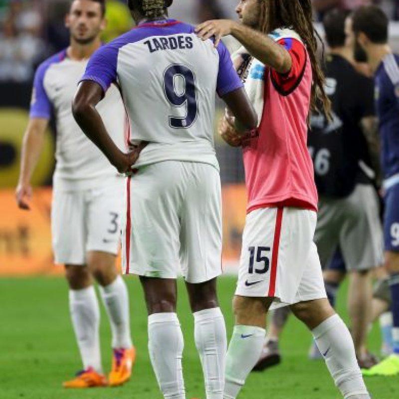 Estados Unidos, por su parte, fue goleada por Argentina y espera despedirse de 'su' torneo con el tercer lugar Foto:Getty Images