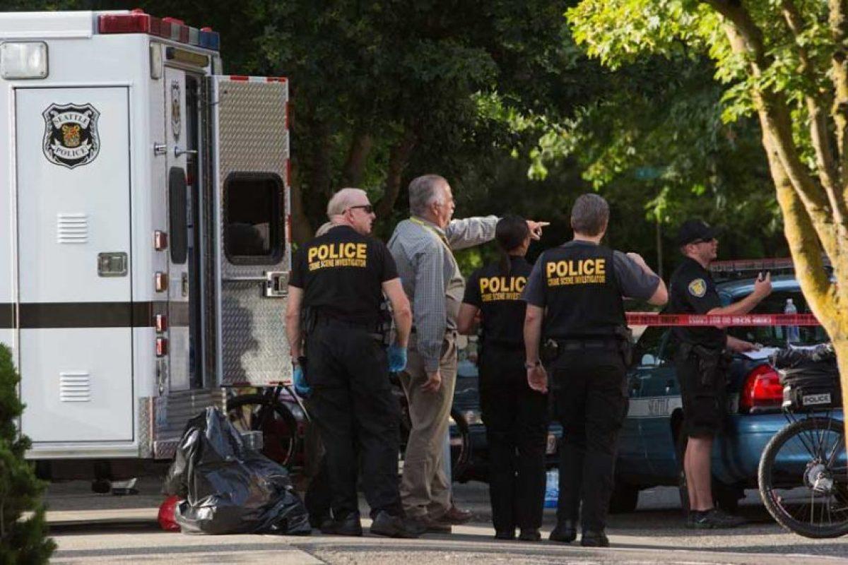El trágico suceso ocurrió en Dallas, Texas. Foto:Getty Images