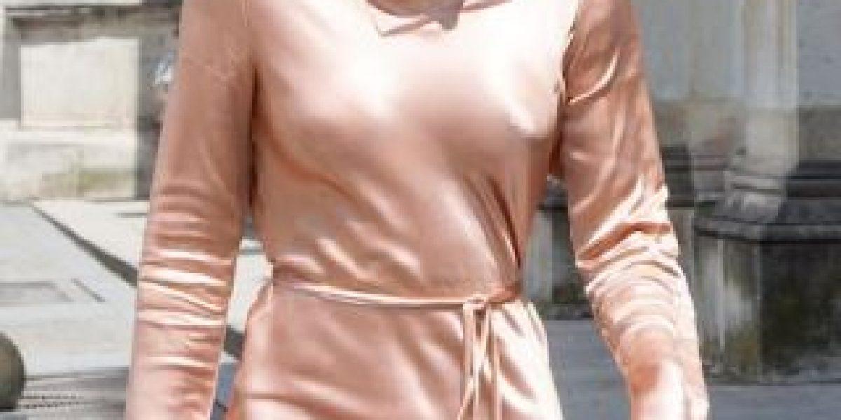 Kendall Jenner dejó ver su problema de acné