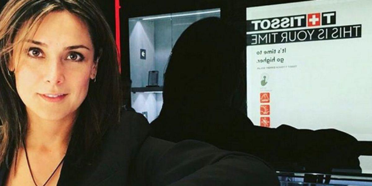 Silvia Corzo habla de su supuesta disputa con Vicky Dávila