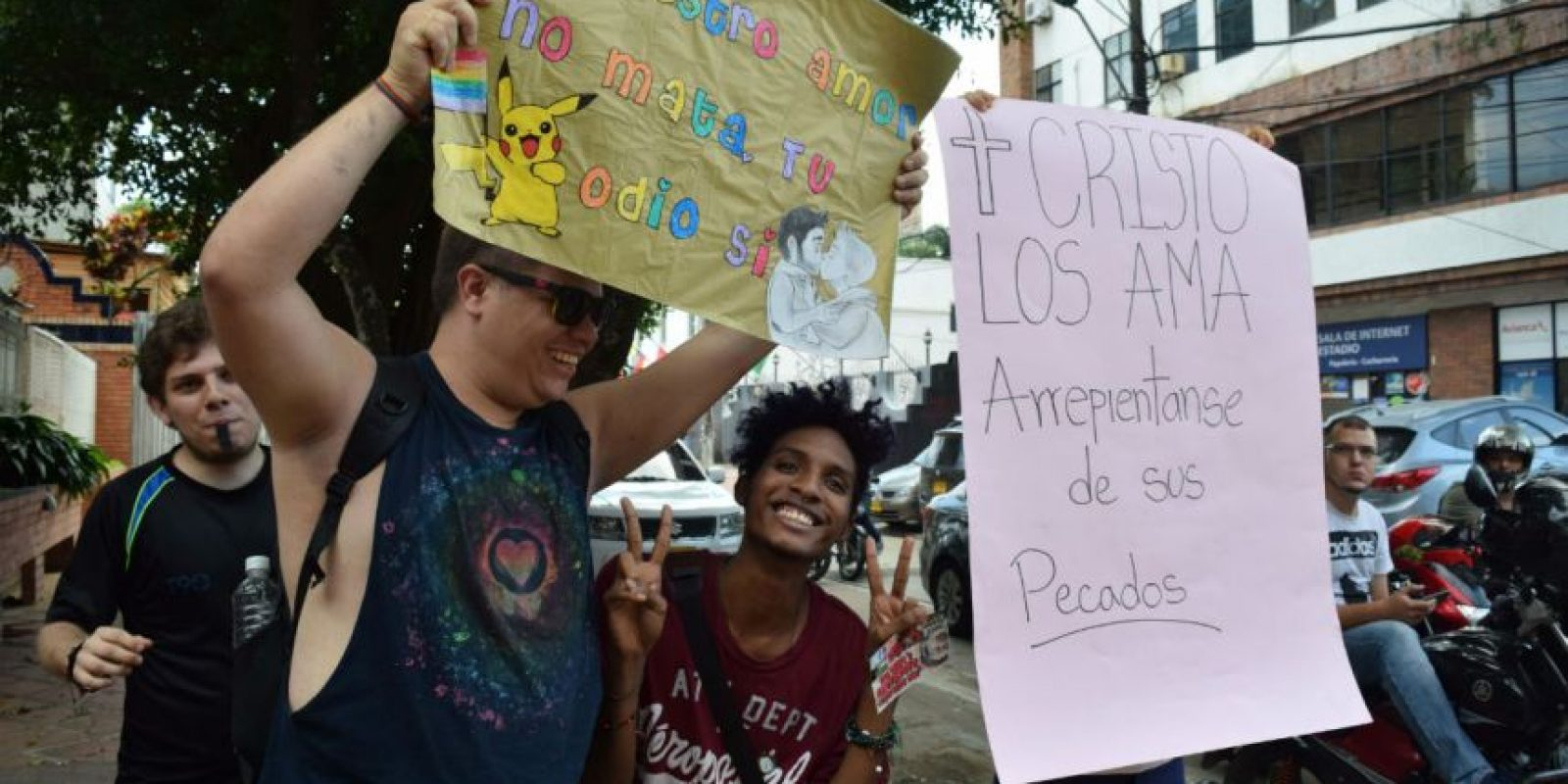 Foto:Arturo López / Prensa Alcaldía de Cali