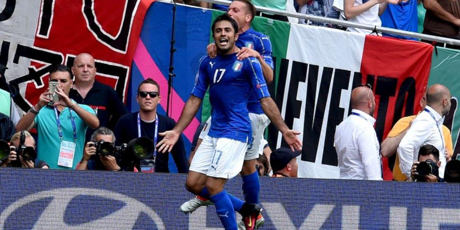 Italia parece llegar mejor posicionada a los octavos de final Foto:Getty Images
