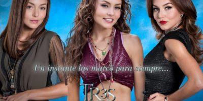 "Protagoniza ""Tres veces Ana"" Foto:Televisa"