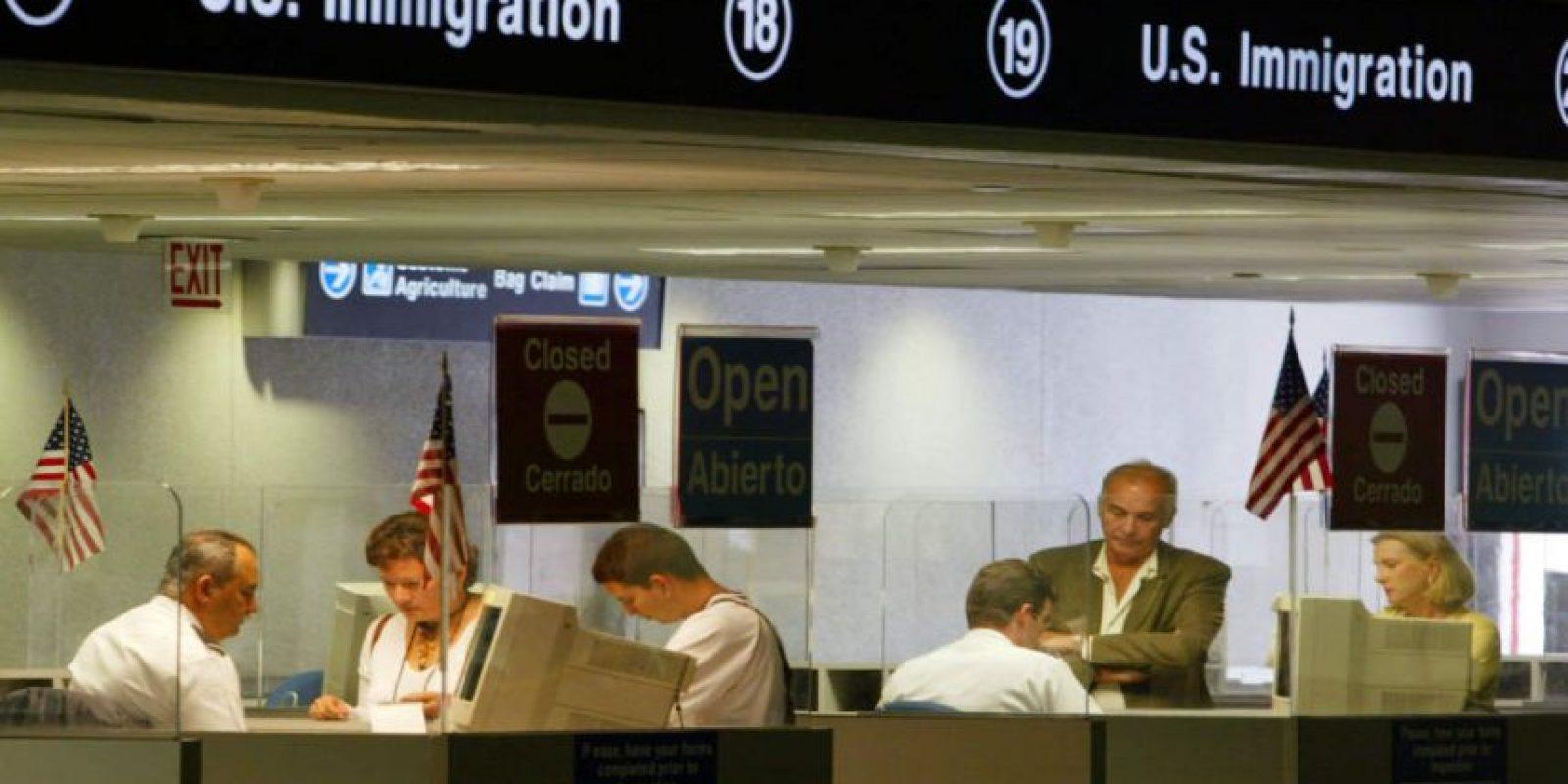 Los trámites para emigrar a Estados Unidos son engorrosos para muchos latinoamericanos. Foto:Getty Images